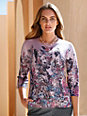 Dingelstädter - Pullover mit 3/4-Arm
