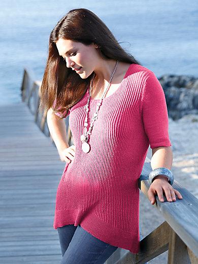Anna Aura - Rundhals-Pullover mit langem 1/2-Arm