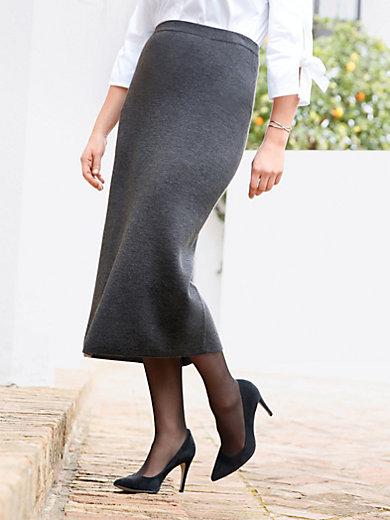 Anna Aura - Strickrock aus reiner Schurwolle