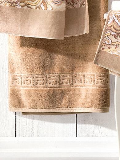Cawö - Waschhandschuh im 2er-Set ca. 16x22 cm.
