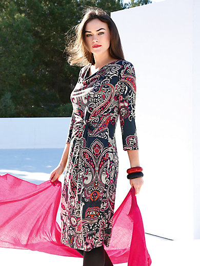 Emilia Lay - Jersey-Kleid mit 3/4-Arm