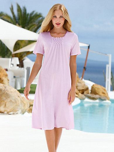 Féraud - Nachthemd mit 1/2-Arm aus 100% Baumwolle