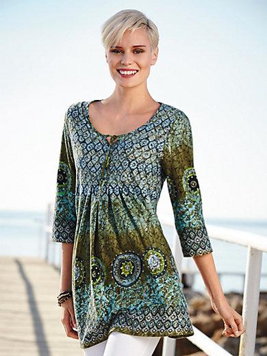 Green Cotton - Shirt im Tunika-Stil