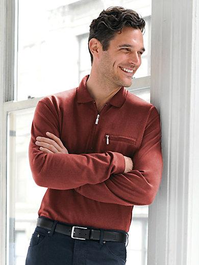 HAJO - Bügelfreies Polo-Shirt