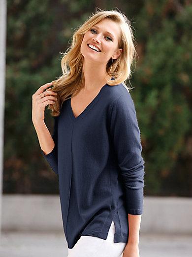 include - Pullover aus 100% Kaschmir im modernen Casual-Look