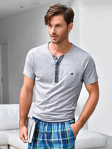 Jockey - Schlaf-Shirt mit 1/2 Arm und Brusttasche