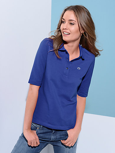 Lacoste - Polo-Shirt Modell PF0088 mit längerem 1/2 Arm