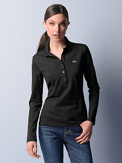 Lacoste - Polo-Shirt Modell PF7841 mit 1/1 Arm