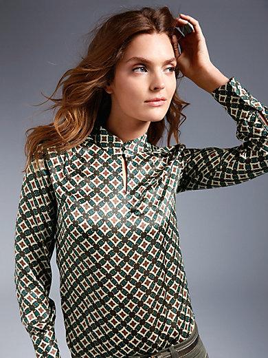 Looxent - Bluse aus reiner Seide