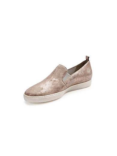 Paul Green - Slipper in edler Metallic-Optik