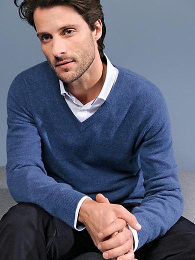 """Peter Hahn Cashmere - Pullover - Modell """"VALENTIN"""" aus 100% Kaschmir"""