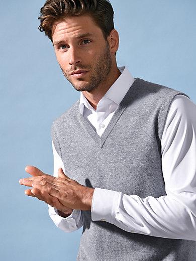 Peter Hahn Cashmere - Pullunder aus reinem Kaschmir  – Modell Peter