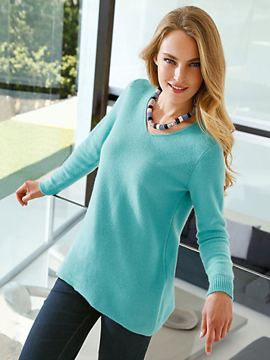 Peter Hahn Cashmere - V-Pullover