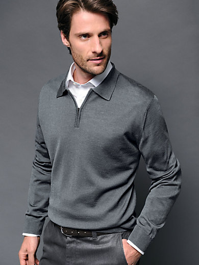 Peter Hahn - Polo-Pullover
