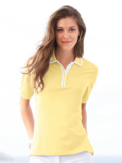 Peter Hahn - Polo-Shirt mit 1/2-Arm