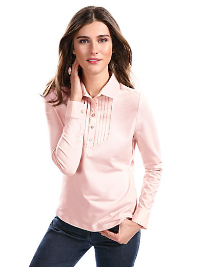 Peter Hahn - Polo-Shirt – Modell FRIEDA