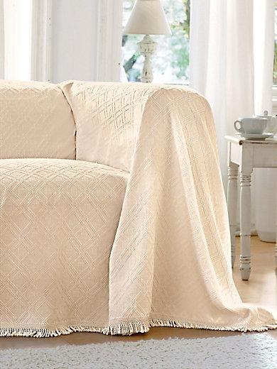 Peter Hahn - Überwurf für Sessel und Einzelbett, 160x190cm