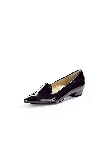 Peter Kaiser - Exquisiter Slipper in hochaktueller spitzer Form
