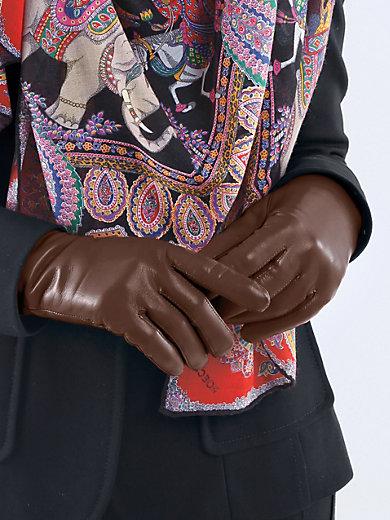 Roeckl - Handschuh aus 100% Leder mit Ausrüstung und Futter