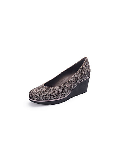 "Scarpio - Pumps ""Softline"" aus 100% Leder"
