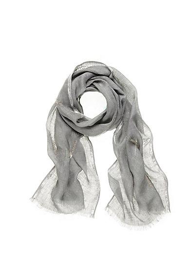 Uta Raasch - Schal aus 100%  Leinen